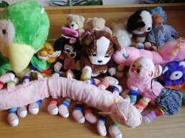 Мягкие игрушки - Мягкие игрушки , 0