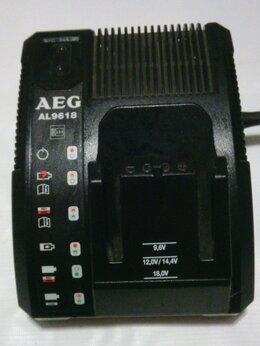 Аккумуляторы и зарядные устройства - Зарядное устройство AEG AL 9618, 0