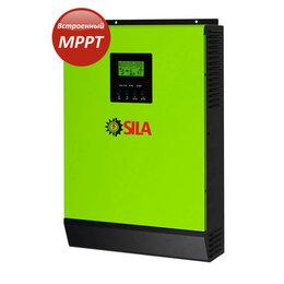 Солнечные батареи - Гибридный солнечный инвертор SILA PRO 3000ML, 0