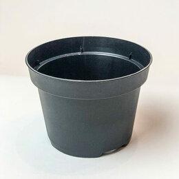Горшки, подставки для цветов - Горшок литьевой для цветов 1 л, 0