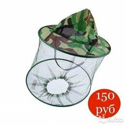 Головные уборы - Шляпа антимоскитная с накомарником, 0
