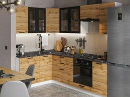 """Мебель для кухни - Кухня """"Дакота"""" 4,0м (дуб вотан/бетон графит), 0"""
