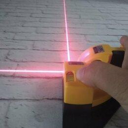 Измерительные инструменты и приборы - Лазерный нивелир угольник, 0