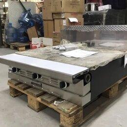 Промышленные плиты - Плита газовая Garland M46T (новая, 4 кВт, 2 зоны), 0