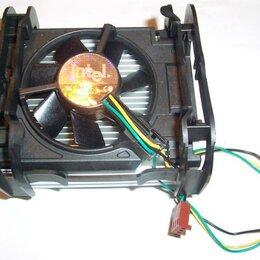 Кулеры и системы охлаждения - Intel mpga 478 socket wilamite стандартный полноразмерный кулер, 0