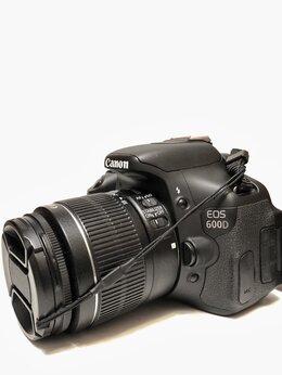 Фотоаппараты - Canon 600d, 0