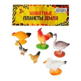 Корма - Набор Домашние птицы 6шт арт.JB0207201, 0