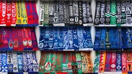 Другое - Коллекция редких шарфов российских футбольных…, 0