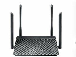 Оборудование Wi-Fi и Bluetooth - Wi-Fi роутер asus RT-AC1200, 0