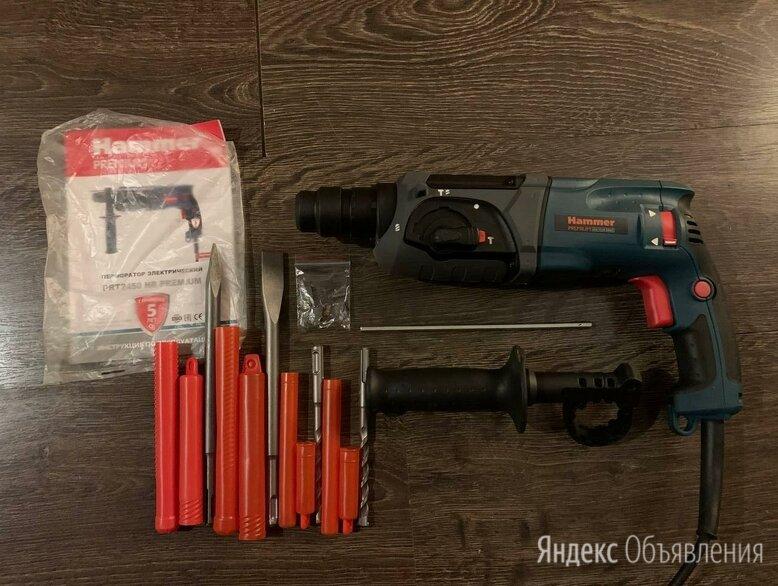 Перфоратор Hammer PRT 2450HR Premium по цене 4500₽ - Перфораторы, фото 0