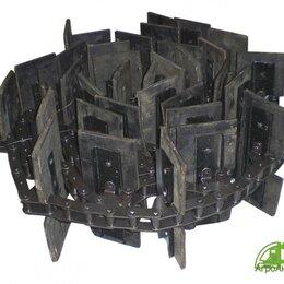Производственно-техническое оборудование - Транспортер загрузочный скребковый наклонный ЗП 02.060 37скр. L=8,3м, 0