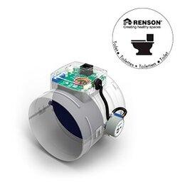 "Электромагнитные клапаны - Регулирующий клапан Vilpe ""Туалет"" (VOC), 0"