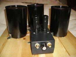 Усилители и ресиверы - Однотактный усилитель на лампах 6П9 по схеме квод, 0