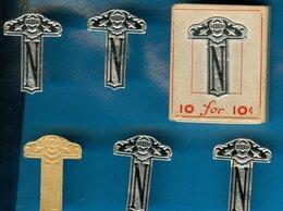 """Интерьерные наклейки - Наклейки с инициалом """"N"""", США 30-е, 0"""