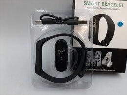 Пульсометры и шагомеры - Фитнес-браслет M4 Smart Bracelet, 0