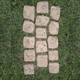 Садовые дорожки и покрытия - Брусчатка на гибких связках, 0