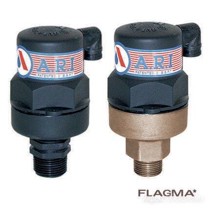 Воздушные клапаны A. R. I. Flow Control Accessories Ltd. по цене 6000₽ - Электромагнитные клапаны, фото 0