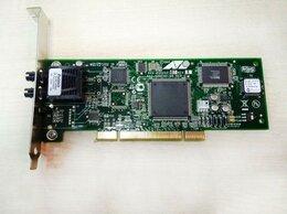Сетевые карты и адаптеры - Оптическая сетевая карта Allied Telesis AT-2701FX , 0