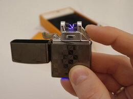 Пепельницы и зажигалки - Зажигалка USB Импульсная, 0