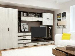 Шкафы, стенки, гарнитуры - Стенка Коста с декоративным стеклом, 0
