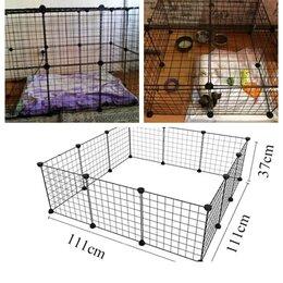 Клетки, вольеры, будки  - Вольер для животных (2 комплекта), 0