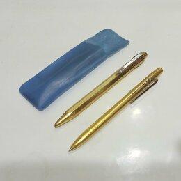 Письменные и чертежные принадлежности - Ручки шариковые трёхцветная и четырёхцветная., 0