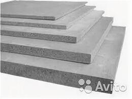 Древесно-плитные материалы - Цементно Стружечная Плита Stropan, 0