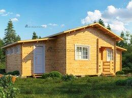Готовые строения - Садовый домик с хозблоком 10х6 «Евразия», 0