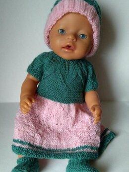 Аксессуары для кукол - Одежда для куклы Беби Борн Baby Born, 0