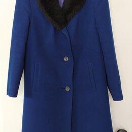 Пальто - Женское зимнее пальто 48 размер СССР винтаж, 0
