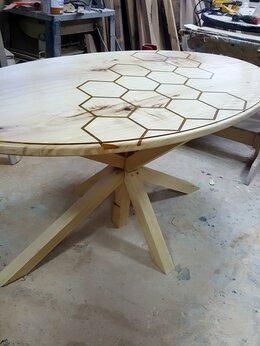 Столы и столики - Стол из массива, 0