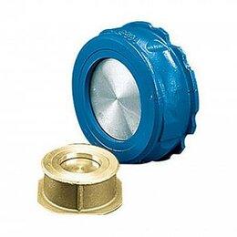 Элементы систем отопления - Клапан обратный NVD802 Ду-100 (065B7525), 0