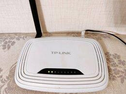Оборудование Wi-Fi и Bluetooth - Роутер TP-Link TL-WR741ND, 0