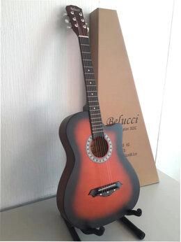 Акустические и классические гитары - Гитара акустическая новая Belucci , 0