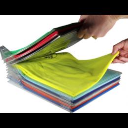 Органайзеры и кофры - Органайзер для футболок, документов EZSTAX, 0