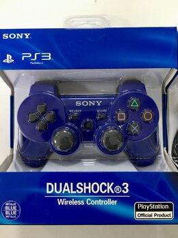 Аксессуары - Джойстик PS3 геймпад DualShock 3, 0