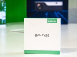 Наушники и Bluetooth-гарнитуры - Топчик Беспроводные наушники BlitzWolf BW-FYE5 TWS, 0
