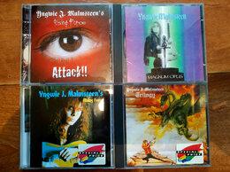 Музыкальные CD и аудиокассеты - Мелодик метал-гитаристы Yngwie Malmsteen, Tony…, 0