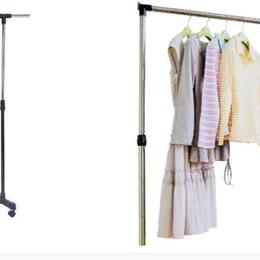Вешалки напольные - Вешалка напольная для одежды, 0