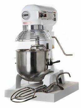Промышленные миксеры - Миксер планетарный Hurakan HKN-IP30F2, 0