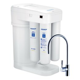 Фильтры для воды и комплектующие - Фильтр для воды под мойку Аквафор DWM-101S Морион, 0