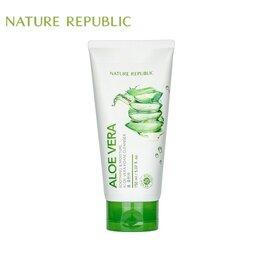 Очищение и снятие макияжа - Гель-пенка с экстрактом алоэ вера 170 мл, 0