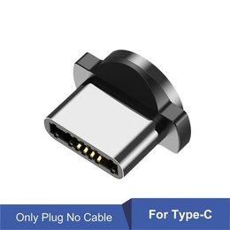 Зарядные устройства и адаптеры - Насадка для магнитного кабеля type c, 0