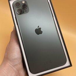 Мобильные телефоны - iPhone 11 pro Max green 256 gb Ru/A, 0