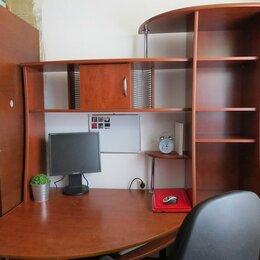 Компьютерные и письменные столы - Угловой компьютерный стол, 0