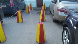 Железобетонные изделия - Ограничители парковоки, 0