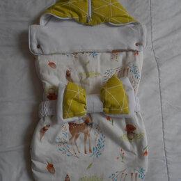 Конверты и спальные мешки - Конверт и комплект на выписку, 0