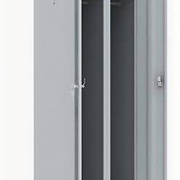 Мебель для учреждений - Шкаф двухсекционный для одежды ШРМ-22, 0