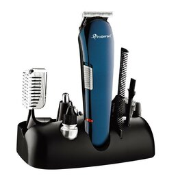 Машинки для стрижки и триммеры - Новая Машинка для стрижки волос 8в1 Gemei GM596, 0