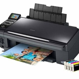 Принтеры и МФУ - Epson Stylus CX8300, 0